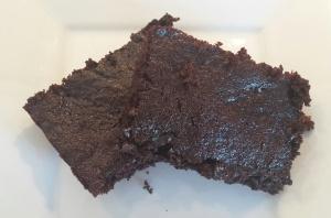 against grain brownie